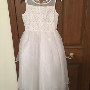 Other - White flower girl dress